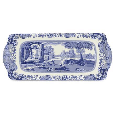 Blue Italian Smörgåsbricka Melamin