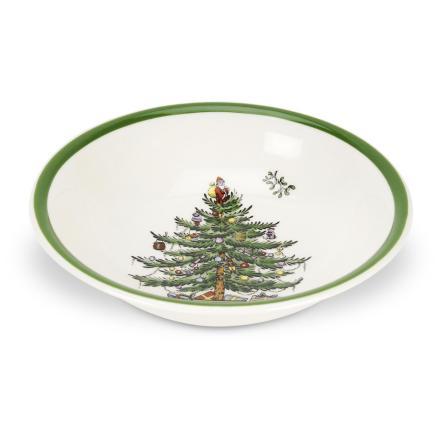 Christmas Tree Skål 4-pack 16cm