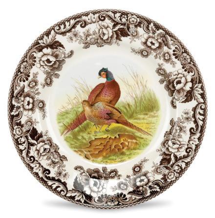 Woodloch Tallrik - Pheasant 27c