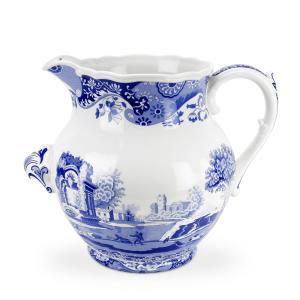 Blue Italian Mjölkkanna