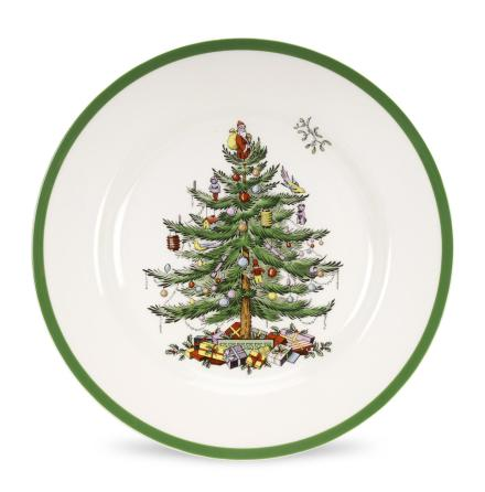Christmas Tree Mattallrik 27cm 4-pack