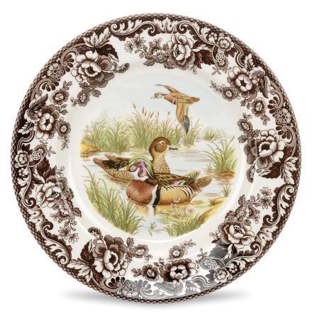 Woodloch Tallrik - Wood Duck