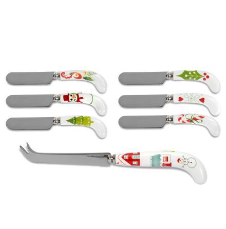 Christmas Wish Cheese Knife &
