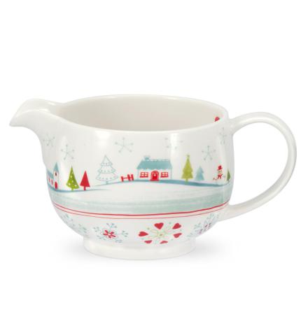 Christmas Wish Gravy Boat (so)
