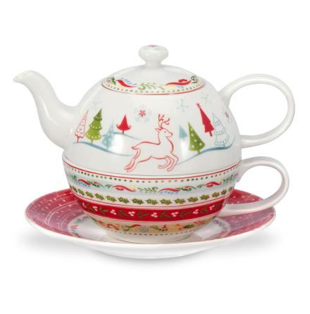 Christmas Wish Tea for One wit