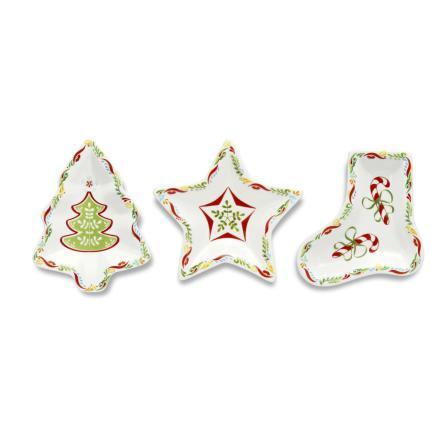 Christmas Wish Shaped Mini Dis