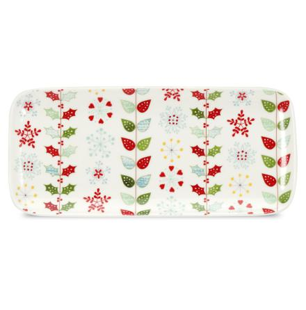 Christmas Wish Smörgåsbricka