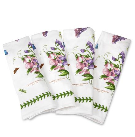 Botanic Garden Servett / Handduk 4-pack