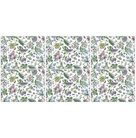 Botanic Garden Chintz Bordsunderlägg Small 6-pack