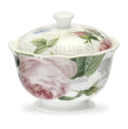 RHS Roses Covered Sugar 28cl