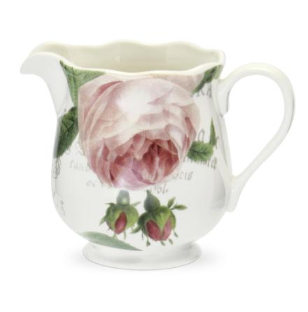 RHS Roses Cream Jug 22cl