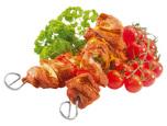 4 Shish kebab skewers