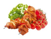 Shish kebab grillspett