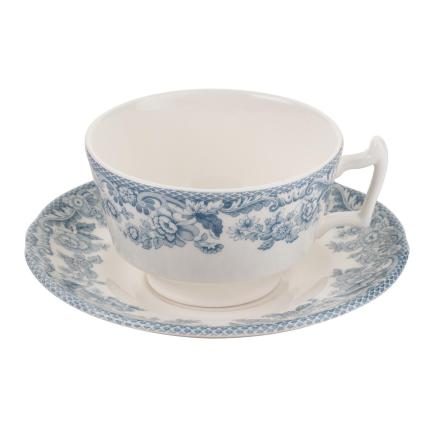 Delamere Lakeside Teacup & Sau