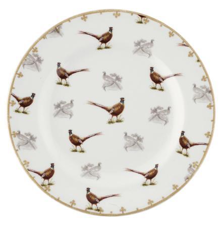 Glen Lodge Pheasant Plate 20cm