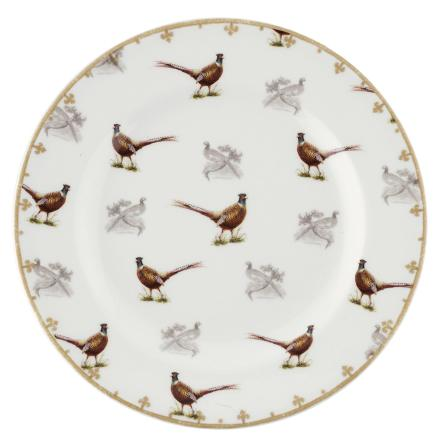 Glen Lodge Pheasant Plate 20cm