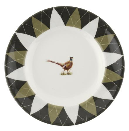 Glen Lodge Pheasant Plate 15cm