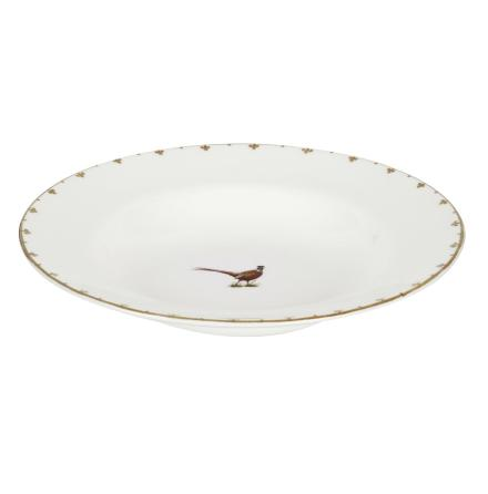 Glen Lodge Pheasant Soup Plate