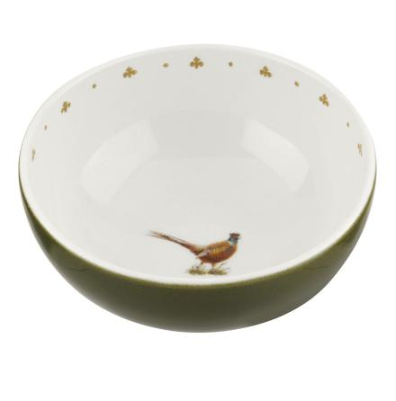 Glen Lodge Pheasant Small Bowl