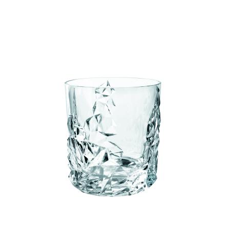 Sculpture Whiskyglas 2-pack