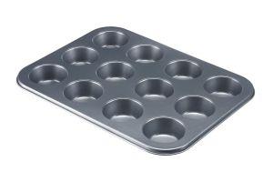 Bakform för 12 muffins