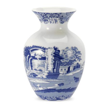 Blue Italian Vas