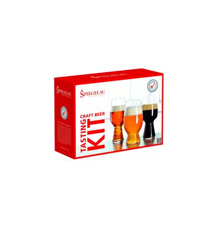 Craft Beer Tasting Kit 3-pack