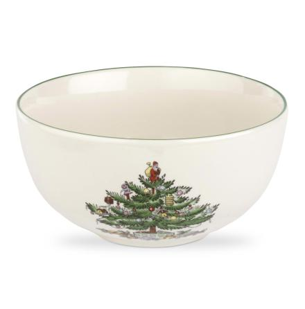 Christmas Tree Fruit Bowls 14c