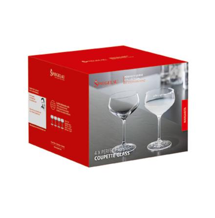 Perfect Serve Coupetteglas 4-pack